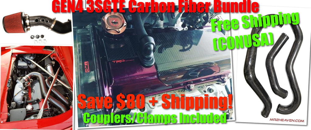 GEN4 3SGTE Carbon Fiber Bundle