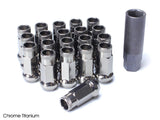 MUTEKI SR48 HEX OPEN END LUG NUTS - M12X1.5