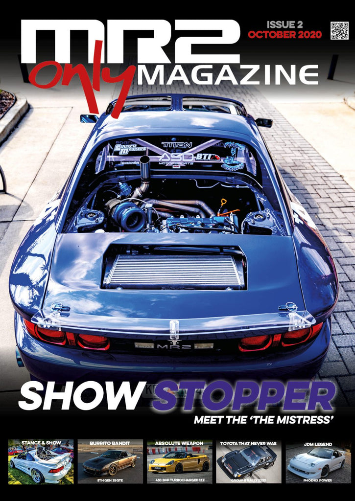 MR2 ONLY Magazine - Special Edition Issue 2 - October 2020