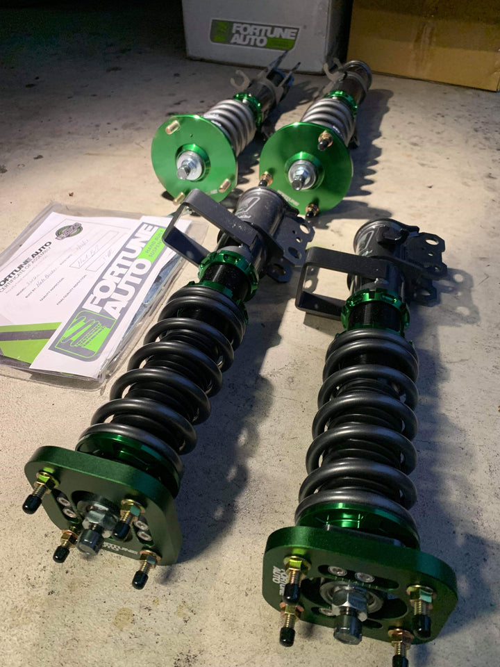 **FORTUNE AUTO 500 Series - Coilover Suspension Kit (Generation 7 - Newest for 2019)