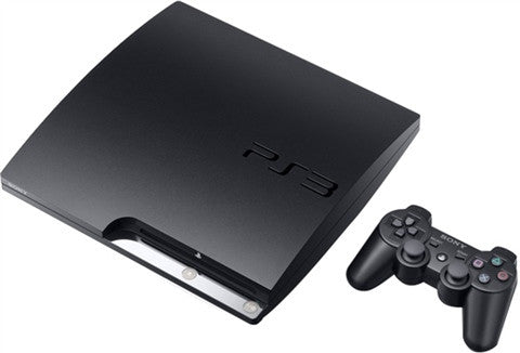 Playstation3 160GB Slim - Gaming Console - used games