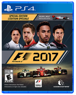 ps4 F1 2017 - PS4 Games - used games