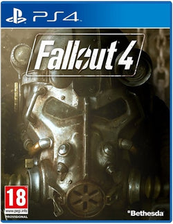 PS4 Fallout 4 - PS4 Games - used games