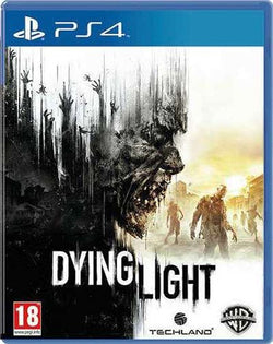 PS4 Dying Light - PS4 Games - used games