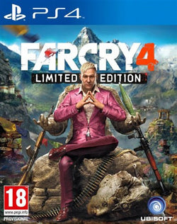 PS4 Far Cry 4 - PS4 Games - used games