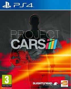 PS4 Project Cars - PS4 Games - used games
