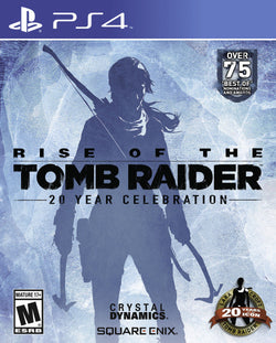 PS4 Rise of the Tomb raider - PS4 Games - used games
