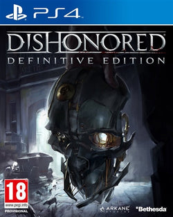 PS4 Dishonored Definitive Edition - PS4 Games - used games
