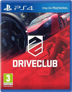 PS4 Drive Club - PS4 Games - used games