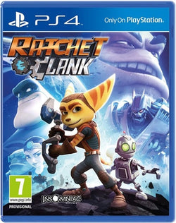 PS4 Ratchet & Clank (2016) - PS4 Games - used games