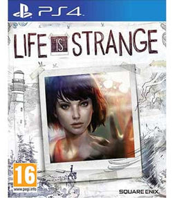 PS4 Life is Strange - PS4 Games - used games