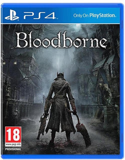 PS4 Bloodborne - PS4 Games - used games