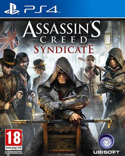 PS4 Assassin's Creed: Syndicate - PS4 Games - used games