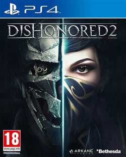 PS4 Dishonored 2  Pre Owned - PS4 Games - used games