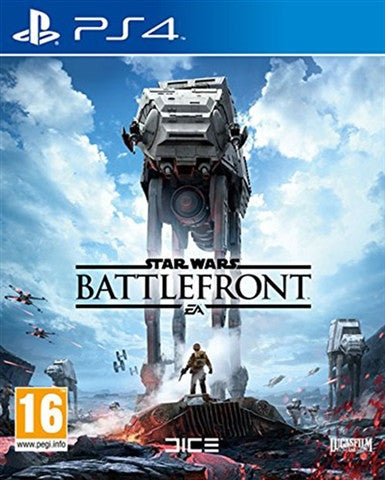PS4 Star Wars: Battlefront - PS4 Games - used games