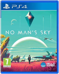 PS4 No Man's sky - PS4 Games - used games