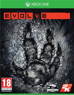 Xbox One Evolve - Xbox One - used games