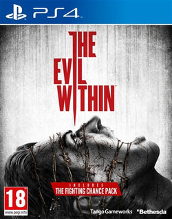 PS4  Evil Within - PS4 Games - used games