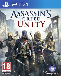 PS4 Assassin's Creed: Unity - PS4 Games - used games