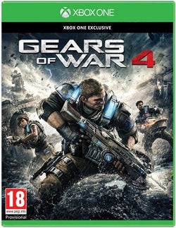 Xbox One Gears Of War 4 - Xbox One - used games