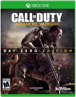 Xbox One Call Of Duty: Advanced Warfare - Xbox One - used games