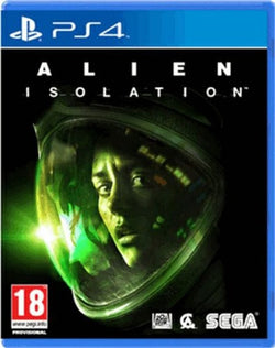 PS4 Alien Isolation - PS4 Games - used games