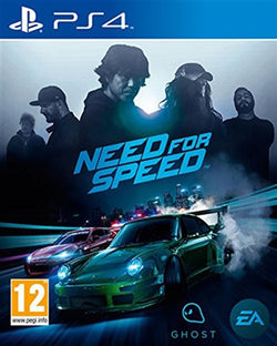 PS4 Need For Speed - PS4 Games - used games