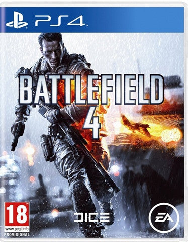 PS4 Battlefield 4 - PS4 Games - used games