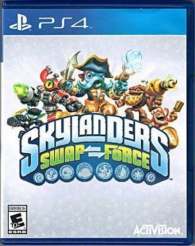 PS4 Skylanders SWAP Force - PS4 Games - used games