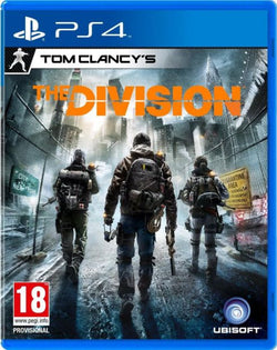 PS4 Tom Clancy's The division - PS4 Games - used games
