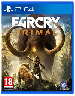 PS4 Far Cry Primal - PS4 Games - used games