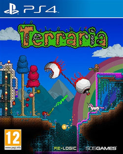 PS4 Terraria - PS4 Games - used games