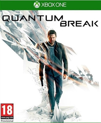 Xbox One Quantum Break - Xbox One - used games