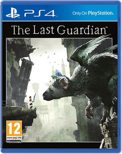 PS4 The last Guardian - PS4 Games - used games
