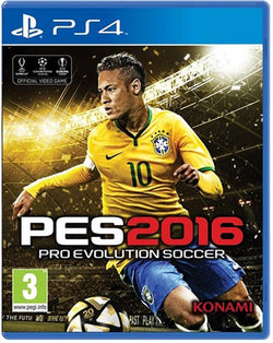 PS4 Pro evolution soccer 2016 - PS4 Games - used games