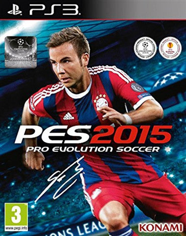PS4 Pro evolution soccer 2015 - PS4 Games - used games