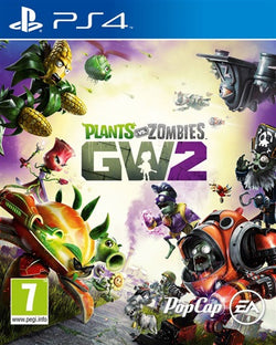 PS4 Plants Vs. Zombies: Garden Warfare 2. - PS4 Games - used games