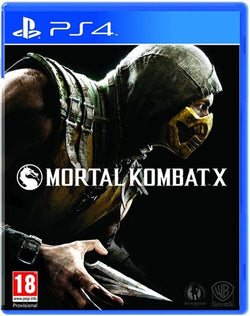 PS4 Mortal Kombat X - PS4 Games - used games