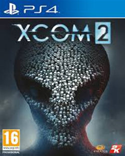 PS4 Xcom 2 - PS4 Games - used games