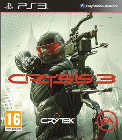 PS3 CRYSIS 3 - Ps3 - used games