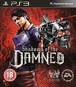 PS3 shadows of damned -  - used games