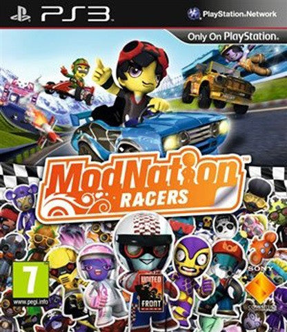 ModNation Racers - PS3 Games - used games