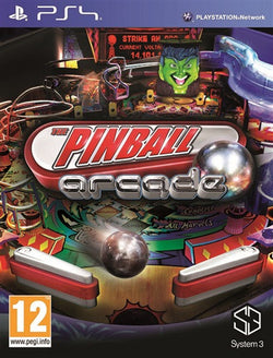 PS4 The Pinball Arcade New Sealed - PS4 Games - used games