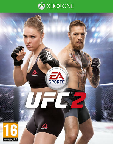 Xbox One UFC 2 - Xbox One - used games