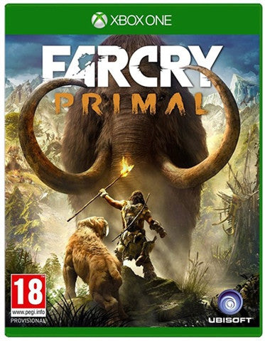 Xbox One Farcry primal - Xbox One - used games