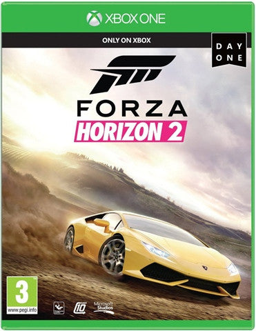 Xbox One  Forza Horizon 2 - Xbox One - used games