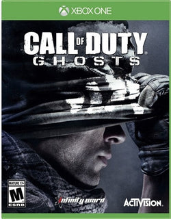 Xbox One COD Ghosts - Xbox One - used games