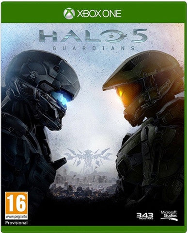 Xbox One Halo 5: Guardians - Xbox One - used games