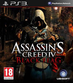 PS3 Game Assassin's creed VI: Black Flag - PS3 Games - used games