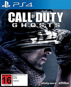 Call of duty ghosts ps4 - PS4 Games - used games